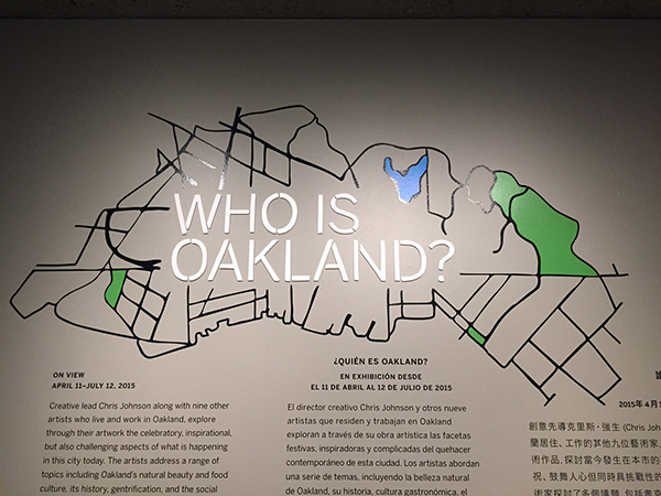 Who Is Oakland